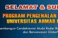 Selamat Datang Mahasiswa Baru PGSD FKIP UAD T.A 2013/2014