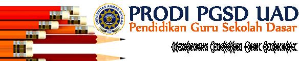 PGSD | Pendidikan Guru Sekolah Dasar